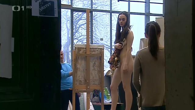 Petra Tenorova nude - Cukrarna s01e06-07 (2010)