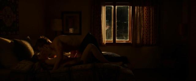 Sylvia Hoeks sexy - American Renegades (2017)