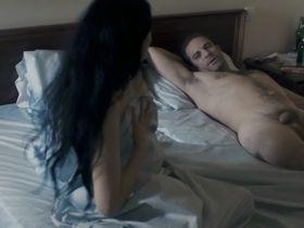 Ronit Elkabetz sexy - Lo Roim Alaich (Invisible) (2011)