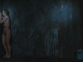 Brigitte Fossey nude - Enigma (1983)