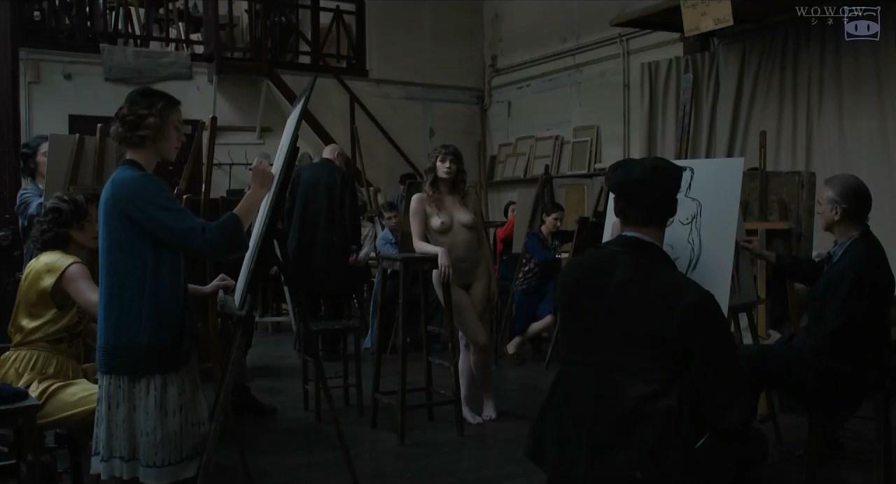 Romane Portail nude - Foujita (2015)