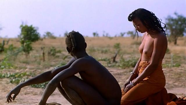 Aoua Sangare nude - Yeelen (1987)