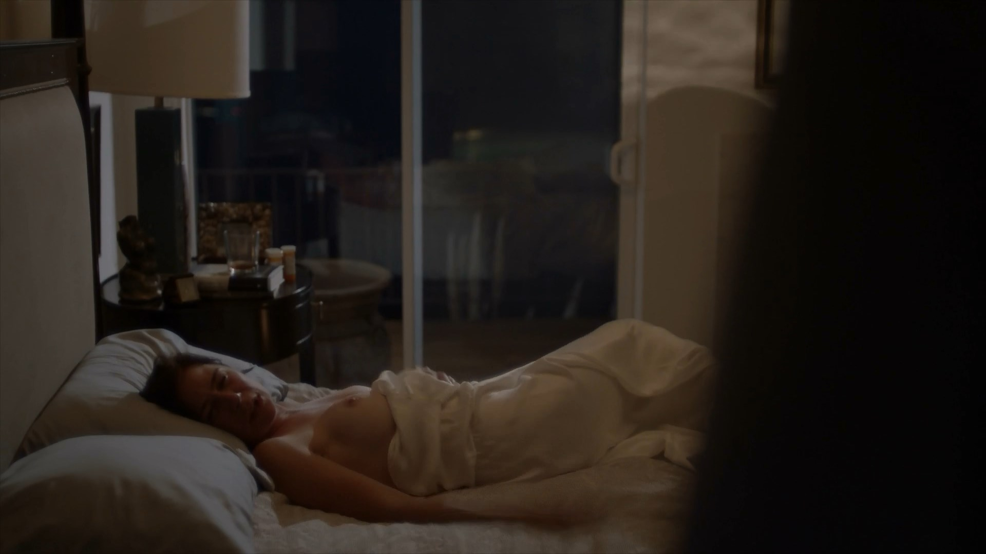 Maura Tierney nude - The Affair s05e01 (2019)