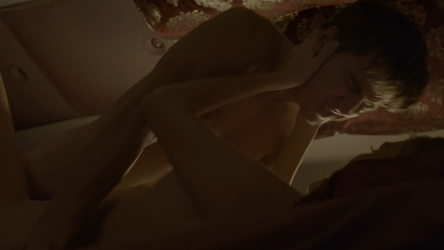 Elizabeth Twining nude - 13 Reasons Why s03e05 (2019)