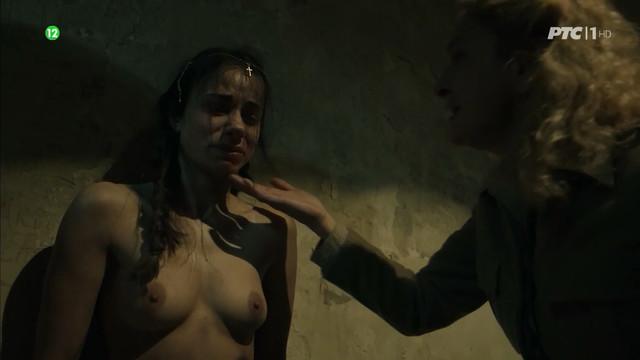 Milica Gojkovic nude - Zmurke s01e04 (2019)