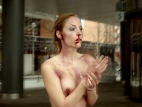 Mirka Pigulla nude - Flemming s03e01 (2012)
