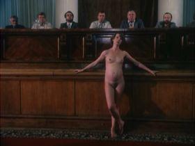 Ute Lemper nude - Prorva (1992)
