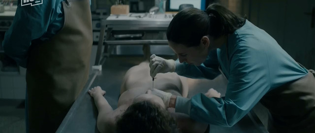 Muriel Wimmer nude - Dead End s01e05 (2019)
