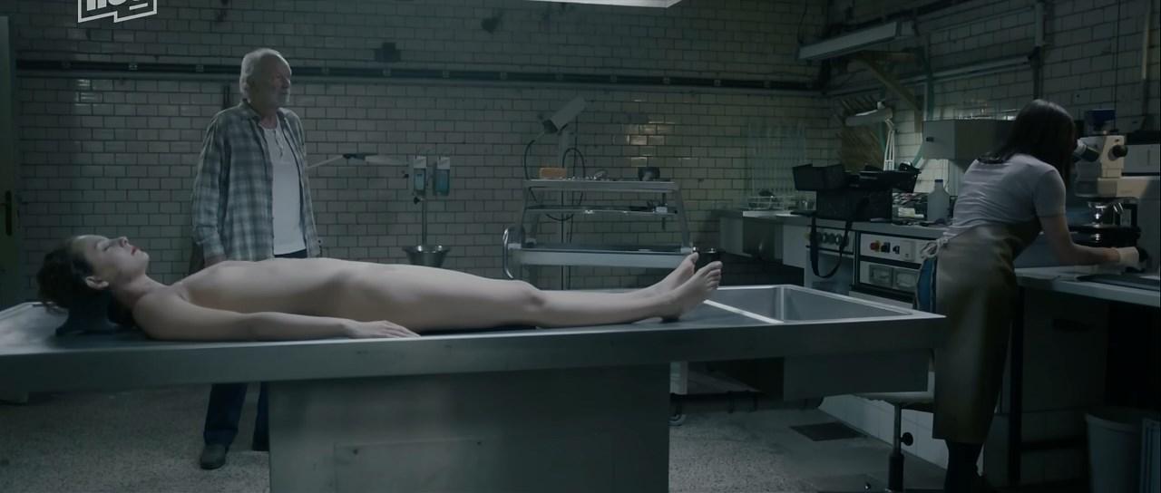 Watch hollow man nude scene