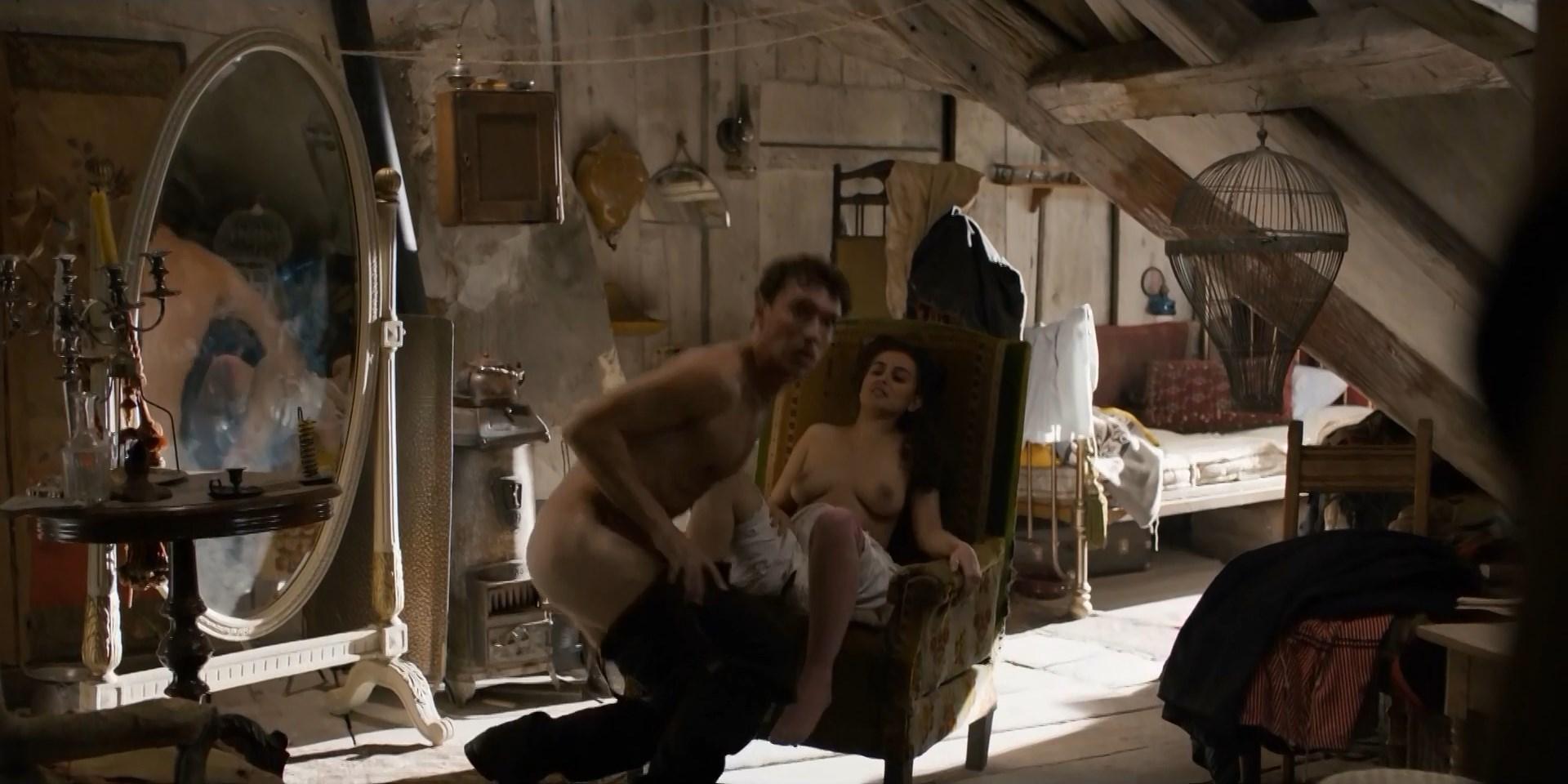 Alma Hasun nude - Vienna Blood s01e01 (2019)