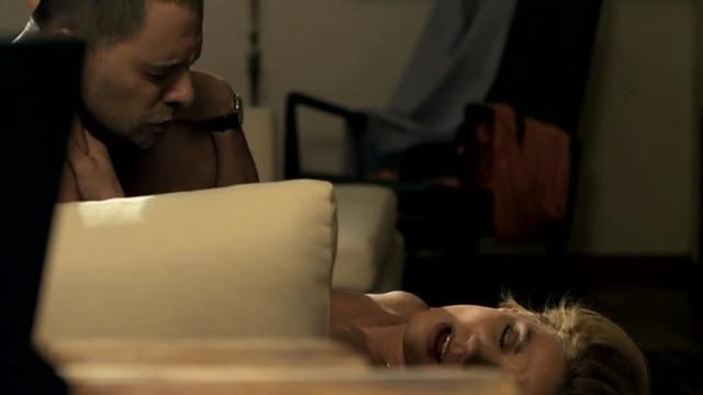Smaragda Karydi nude - Apo erota (2014)