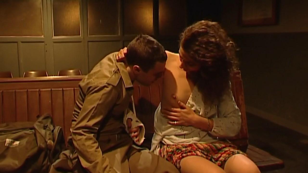Anna Terio nude - Consuelo (2005)