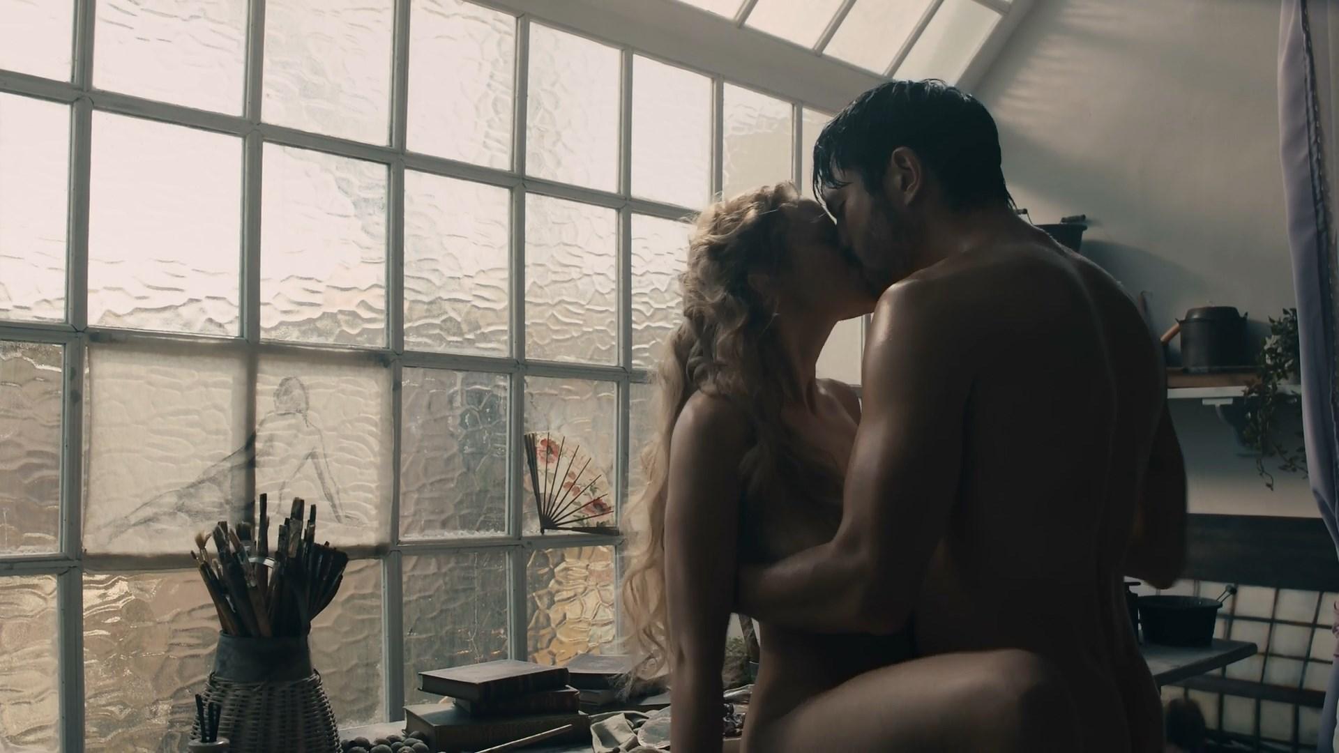 Joanna Vanderham sexy - Warrior s01e06 (2019)