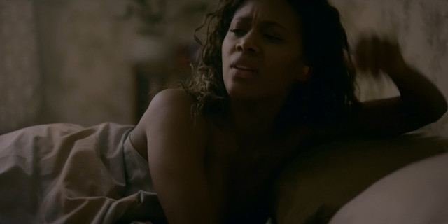 Nicole Beharie sexy - Black Mirror s05e01 (2019)
