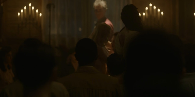 Bella Heathcote nude - Strange Angel s02e01 (2019)