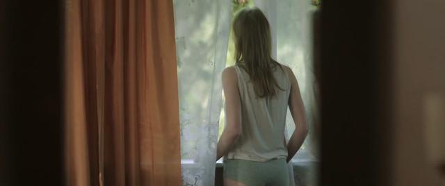 Elina Vaska sexy - Es esmu seit (2016)