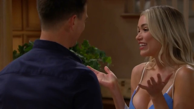 Katrina Bowden sexy - The Bold and the Beautiful S32 (2019)
