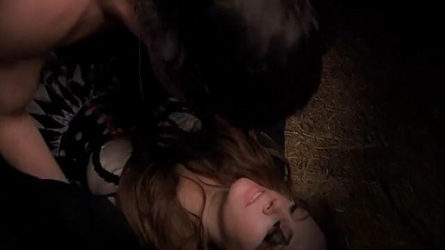 Susan Engel nude - Haunted Maze (2017)