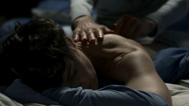 Olivia Williams sexy - Altar (2014)