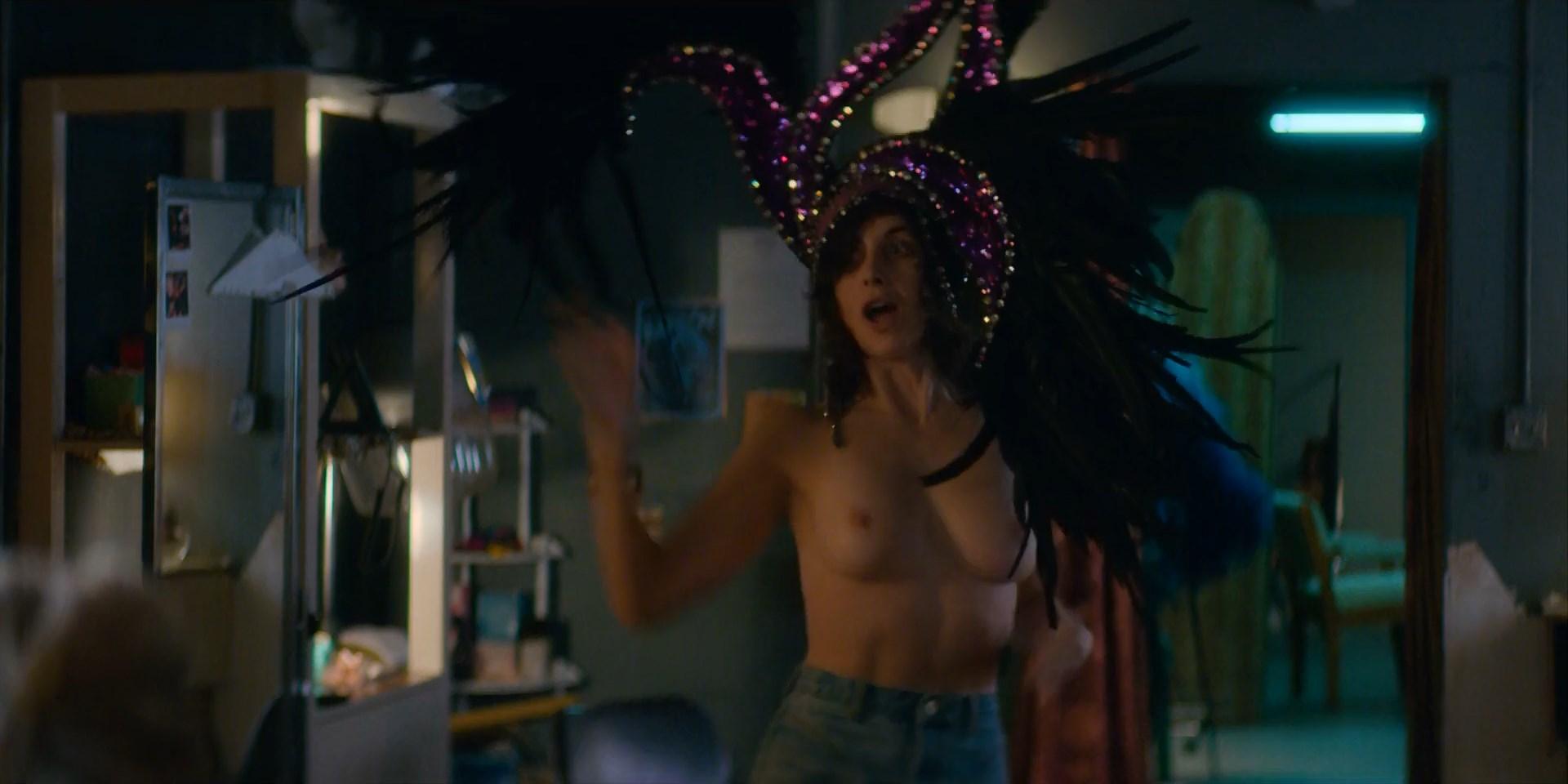 Glow alison brie nude Alison Brie