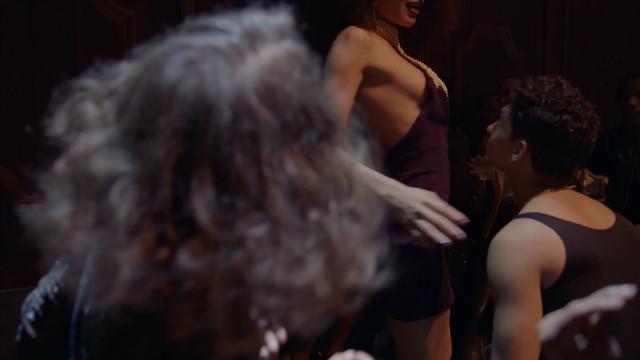 Indya Moore sexy - Pose s02e07 (2019)