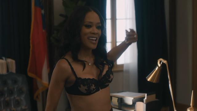 Robin Givens sexy - Ambitions s01e10 (2019)