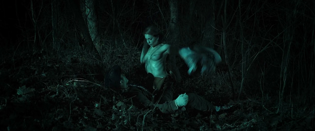 Samhain nude - Demon Hole (2017)