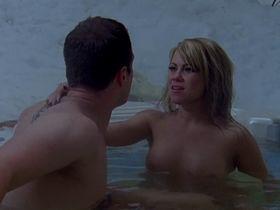 Krystal Davis nude - Donner Pass (2011)