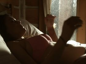 Lindsey Shaw sexy - Love Me (2013)