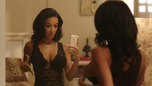 Draya Michele sexy - True to the Game (2017)