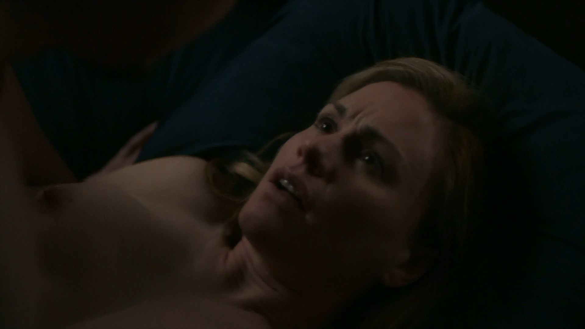 Anna Paquin nude - The Affair s05e06 (2019)