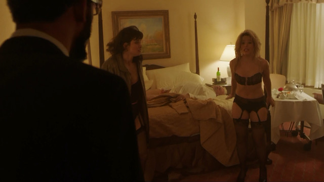 Emily Meade sexy - The Deuce s03e04 (2019)