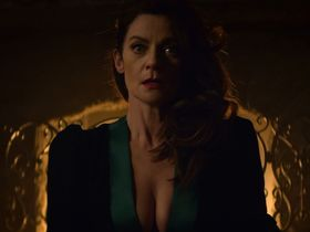 Michelle Gomez sexy - Chilling Adventures of Sabrina s01e05-07 (2018)