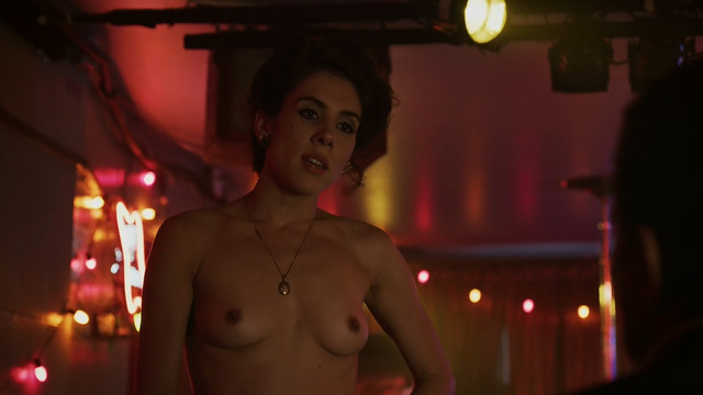 Marie Rose Baramo nude - Godfather of Harlem s01e02 (2019)