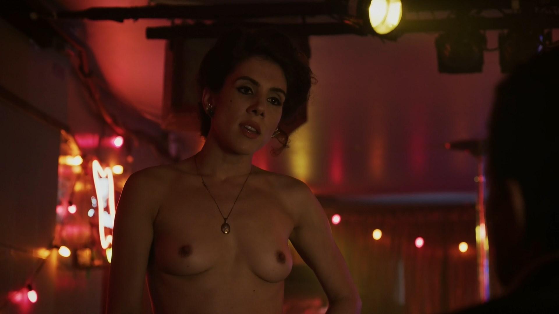 Marie Rose Baramo nude - Godfather of Harlem s01e02 (2019)