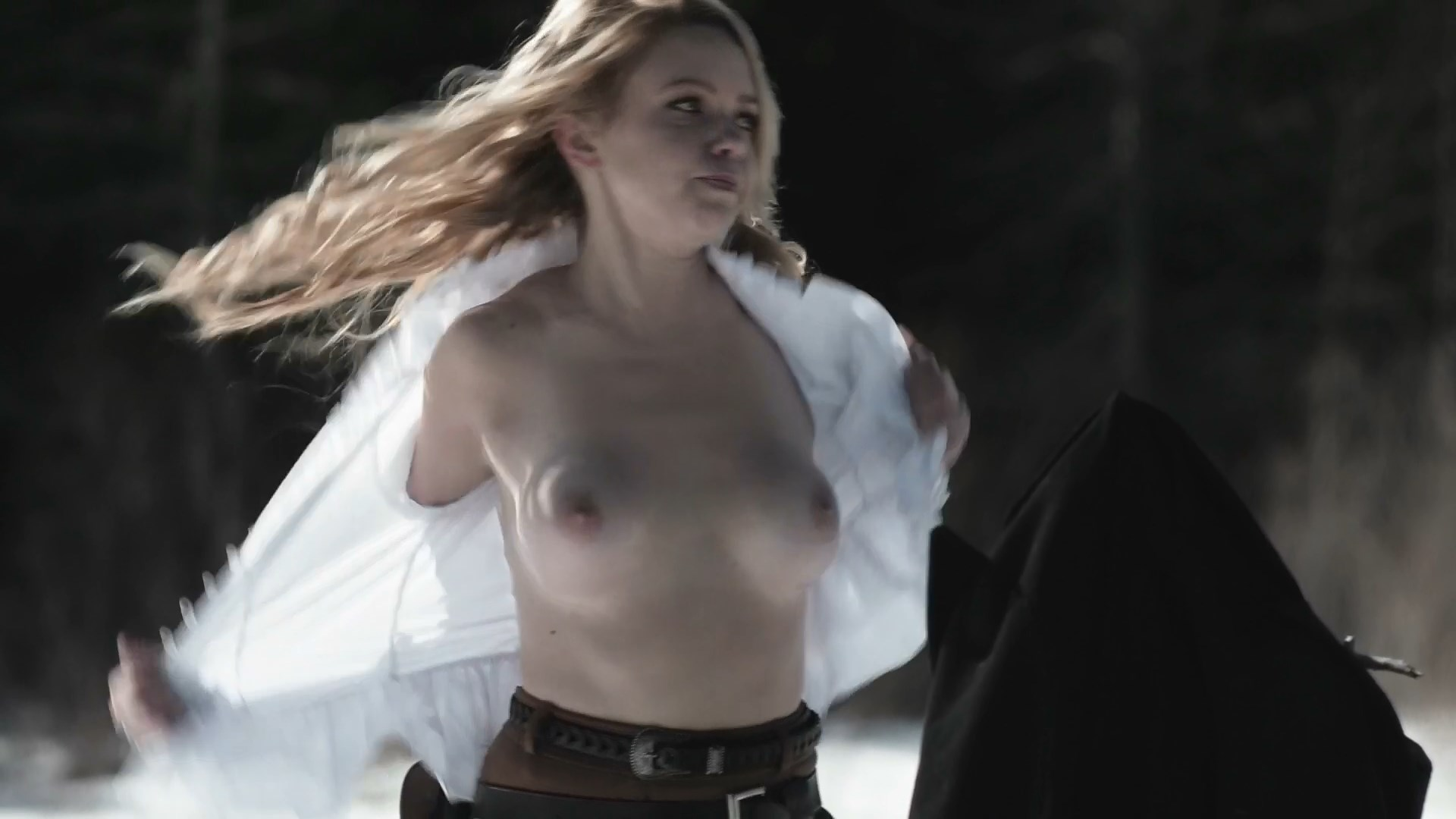 Karin Brauns nude - Once Upon a Time in Deadwood (2019)