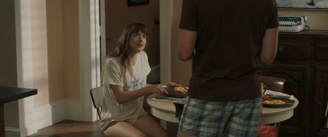 Dakota Johnson sexy - Wounds (2019)