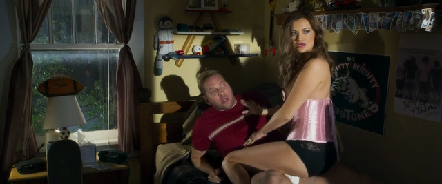 Leah McKendrick sexy - The Turkey Bowl (2019)