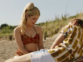 Rose McIver sexy - Daffodils (2019)