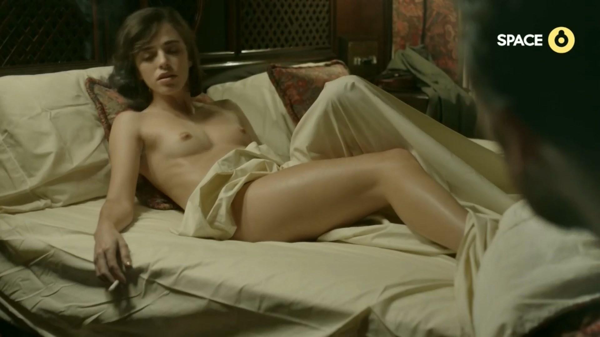 Belen Chavanne nude - Monzon s01e04 (2019)