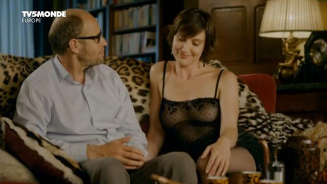 Brigitte Lo Cicero sexy - Des soucis et des hommes s01e05 (2012)