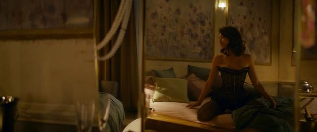 Olga Kurylenko sexy - The Room (2019)