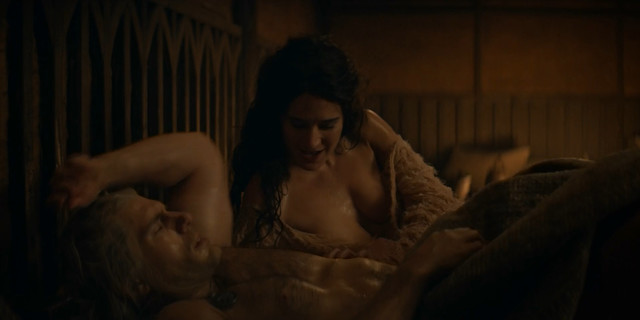 Imogen Daines nude - The Witcher s01e03 (2019)