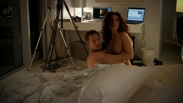 Proschat Madani nude - Der letzte Bulle s03e09 (2012)