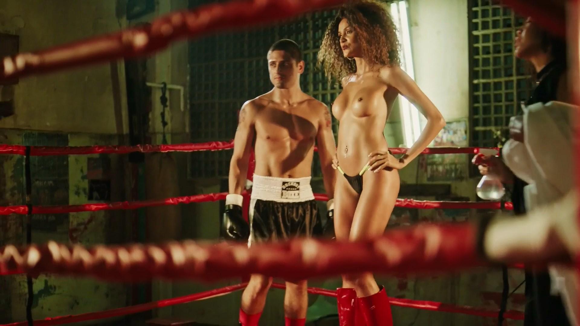 Michelle Sampaio nude - Irmaos Freitas s01e08 (2019)