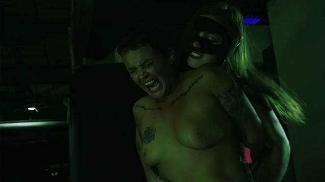 Billie Jean Emerson nude - The Dark Military (2019)