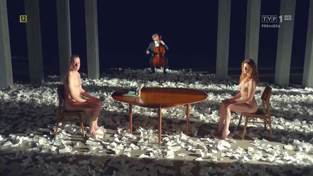 Marta Scislowicz nude - Znaki (2019)