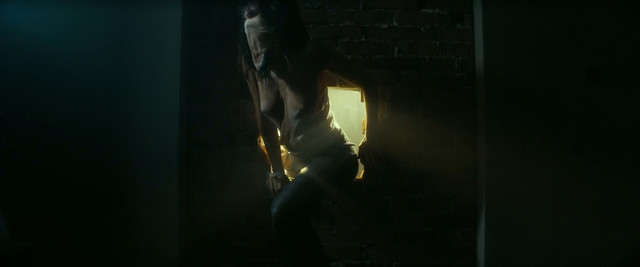 Olga Boladz nude - The Man with the Magic Box (2017)