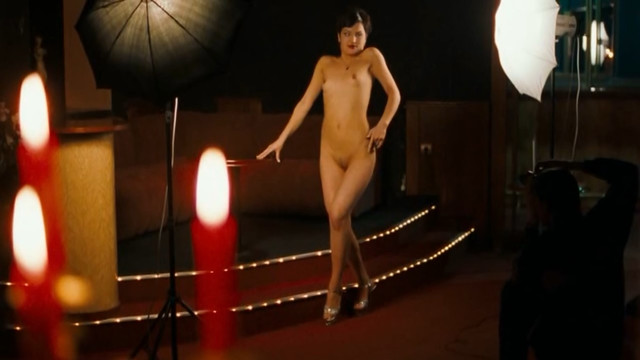 Elvira Bolgova nude - Passenger from San Francisco (2019)