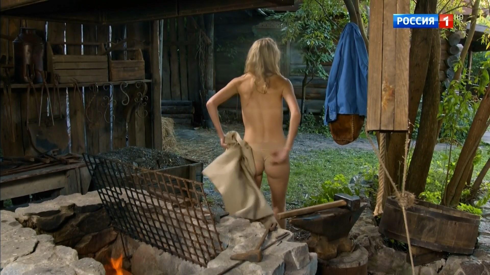 Anastasiya Stezhko sexy - Vedma s01e02 (2019)